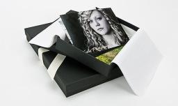 Enveloped in Tissue Paper