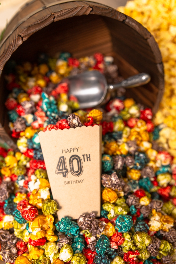Retail and Corporate Product Photography for Grand Pacific Popcorn Company in Olmsted Falls, Ohio and Cleveland